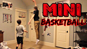 mini basketball game youtube