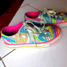 Sepatu Sketcher Anak Perempuan sepatu skechers twingkle toes light up bayi anak baju anak