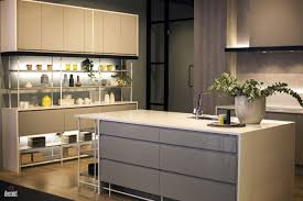 kitchen and dining ideas gray wall mounted cabinets blue open shelving ideas minimalist