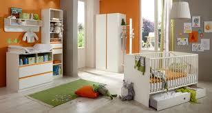 günstige babyzimmer wimex babyzimmer bibi alpinweiß orange günstig kaufen