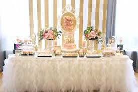 pink and gold cake table decor kara s party ideas pink gold princess party kara s party ideas