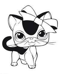littlest pet shop coloring pages coloringsuite com