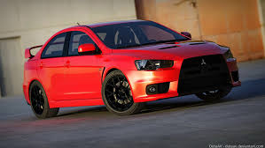 2003 mitsubishi lancer evolution viii ct9a for the last