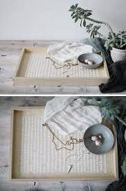 11 decorative wood trays to add a natural touch to your interior