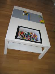 Sofa Table Ikea Hack Nog Een Ikea Hack Great Place To Store Little Things For The