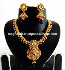gold necklace wholesale images Wholesale indian ethnic bridal jewellery imitation jewellery one jpg