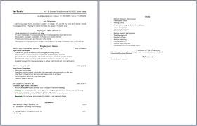 sample resume for cna nursing resume with one job resume tips