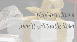 common wedding registry stores 12 wedding registry items you ll actually use ac events and