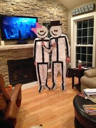 Halloween Stick Person Costume Stick Figure Halloween Costumes Costume