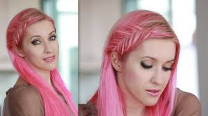 everyday hairstyles for medium hair length inside out french fishtail braid tutorial everyday hairstyle for