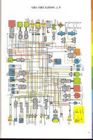xj550 wiring diagram wiring diagrams schematics