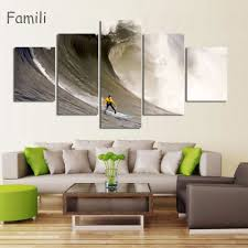 Surf Home Decor by Online Get Cheap Surf Painting Aliexpress Com Alibaba Group