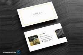 Minimal Design Business Cards Minimal Business Card Youtube