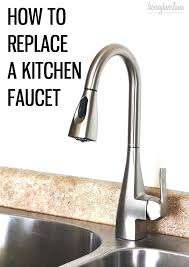 how to fix kitchen faucet handle faucet design tap leaking from top how to repair leaky kitchen