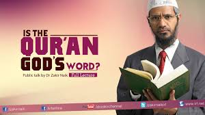 Words For Blinded By The Light Is The Qur U0027an God U0027s Word By Dr Zakir Naik Full Lecture Youtube