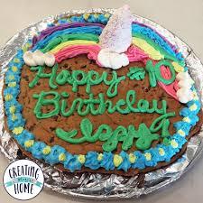 party plan unicorns u0026 rainbows creatingmaryshome com