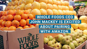 amazon black friday deals beer brewing amazon buying whole foods john mackey on how stores change money