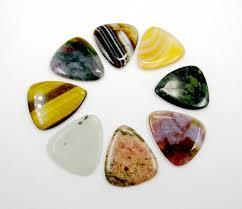 wholesale mixed guitar picks finger picks 5pcs lot