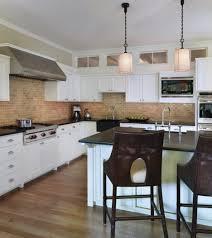 inexpensive kitchen backsplash cheap kitchen backsplash red brick backsplash kitchen rustic with