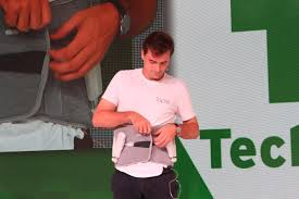 Home Atlas Medical Clinic Doctors Japet U0027s Atlas Device Uses Exoskeleton Technology To Relieve And
