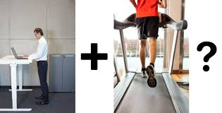 exercise while you work the pros and cons of treadmill desks