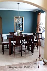 simple neutral dining room ladder back chairs love the matchy