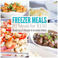 harris teeter thanksgiving meal freezer meals make ahead meals for your crockpot passion for