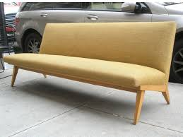a vintage knoll sofa by jens risom at 1stdibs