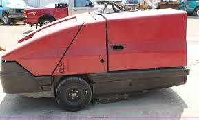 1999 american lincoln 2160 sweeper item g5054 sold augu