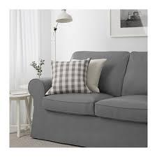 Ikea Ektorp Sleeper Sofa by Ektorp 2 Zitsbank Nordvalla Donkergrijs Apartments Basements