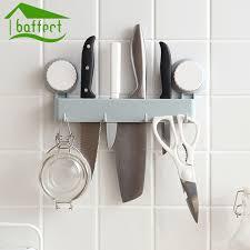 aspiration cuisine forte aspiration mini porte couteau ventouse étagère pour cuisine