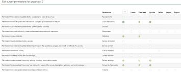manage users limesurvey manual