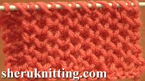 knitting stitch patterns tutorial 4 honeycomb knitting stitch how