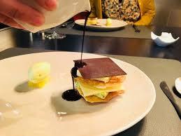 la cuisine lyon dessert picture of restaurant la sommeliere lyon tripadvisor