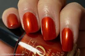 i relish nail polish nina ultra pro burnished bronze