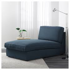 kivik chaise hillared dark blue ikea