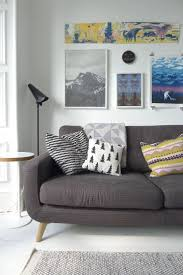 Living Room Color With Grey Sofa 40 Accent Color Combinations To Get Your Home Decor Wheels Turning
