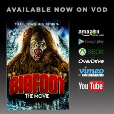download and streaming bigfoot the movie
