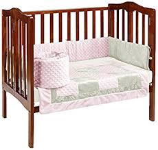 Minky Crib Bedding Baby Doll Bedding Croco Minky Mini Crib Port A Crib