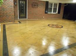 Photos Of Stained Concrete Floors by Gooden U0027s Floors And More Decorative Stained Concrete