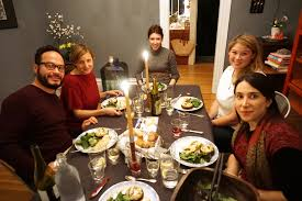 a hearty winter pescatarian dinner party u2013 emilystyle