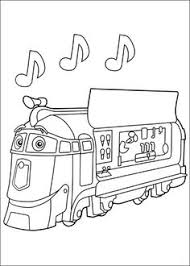 chuggington coloring pages picture 22 sherm 2nd birthday
