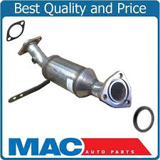 2003 cadillac cts catalytic converter front left driver side catalytic converter w gasket 03 04