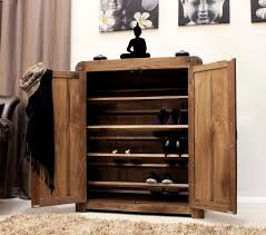 Oak Storage Cabinet Traditional Farmhouse Oak Wood Shoe Storage Cabinet Of Delightful