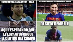 Memes De Messi - facebook messi protagonista de memes tras victoria del barcelona