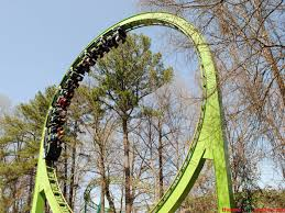 Six Flags Rollercoaster Six Flags Bparcs