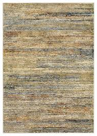 Gold Rugs Contemporary Oriental Weavers Atlas 8037j Gold Green Abstract Area Rug