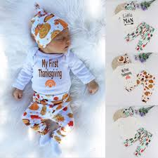 Thanksgiving Shirts For Toddler Boy Online Get Cheap Baby Thanksgiving Clothes Aliexpress Com