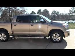 2007 toyota tundra 4x4 2007 toyota tundra limited crewmax 4x4 for sale see