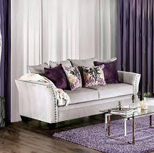 Velvet Sofa Set Contemporary Velvet Sofa Set 3pc Luxury Tufted Living Room